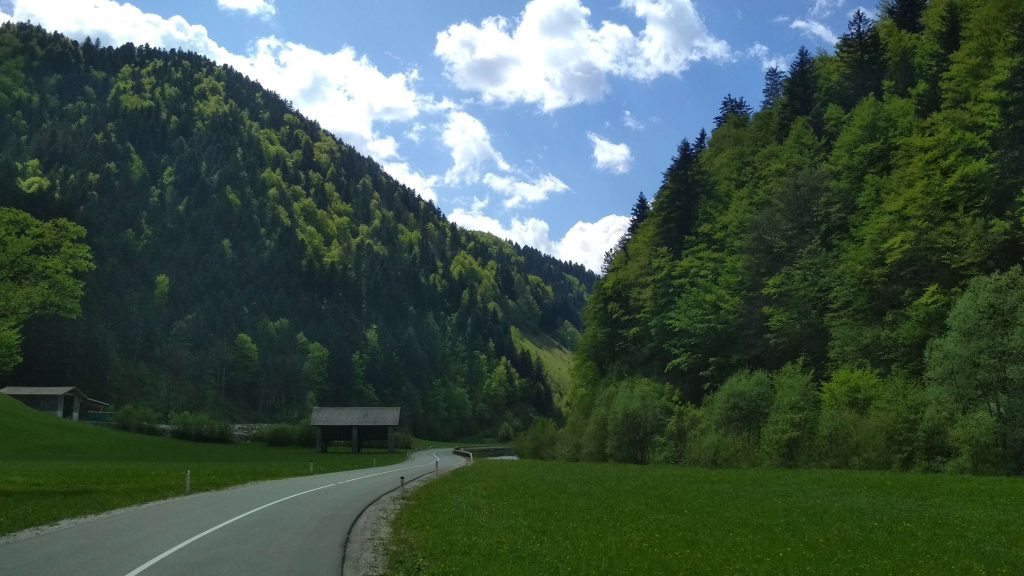 Driving in Slovenia