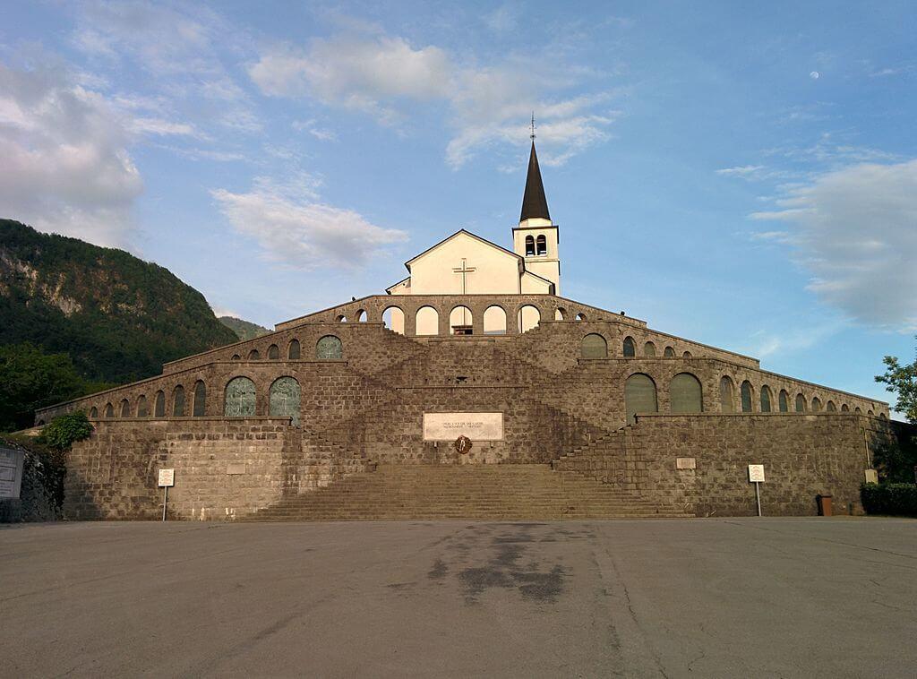 Kobarid church