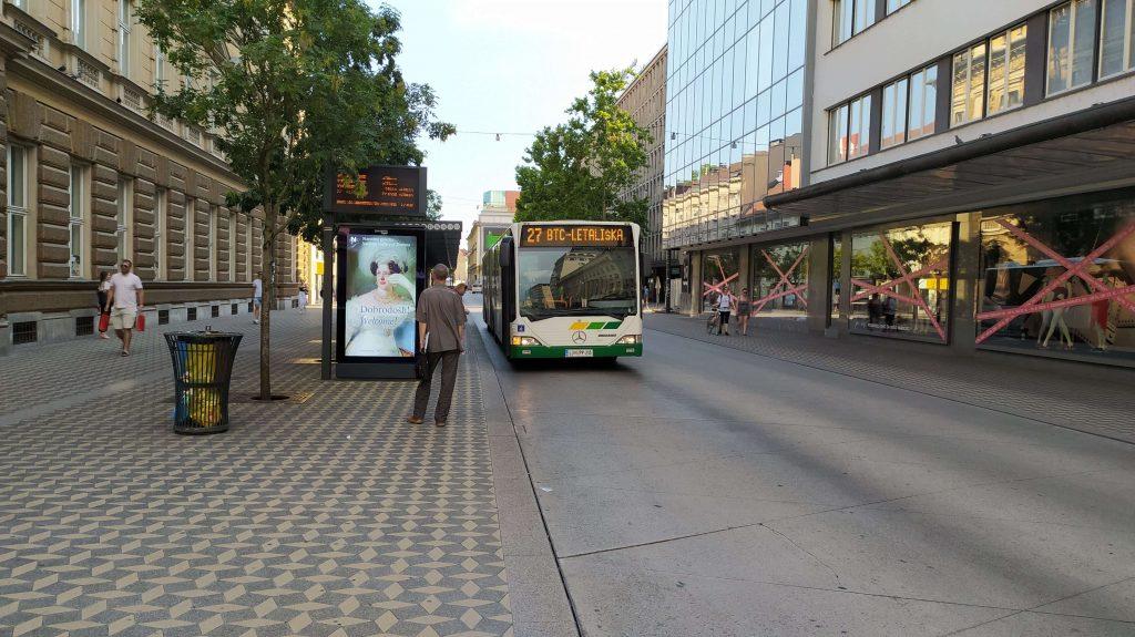 Ljubljana buses
