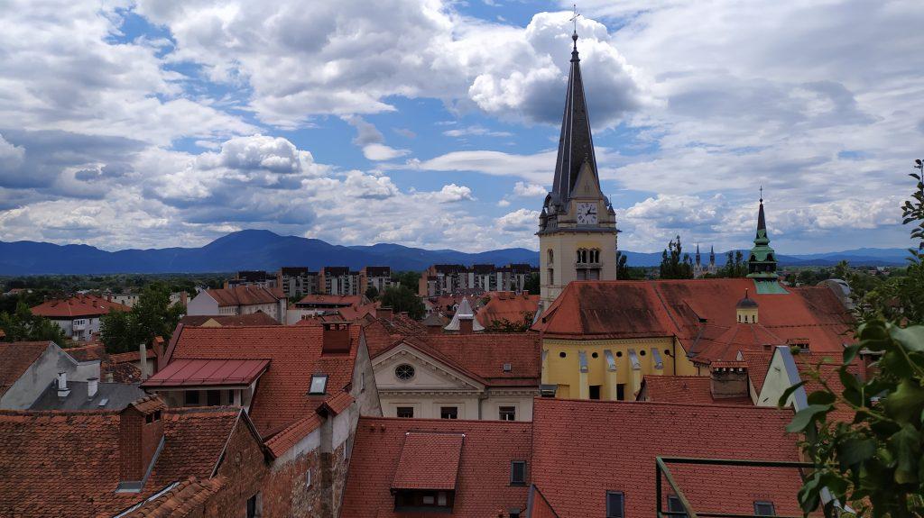 Ljubljana view
