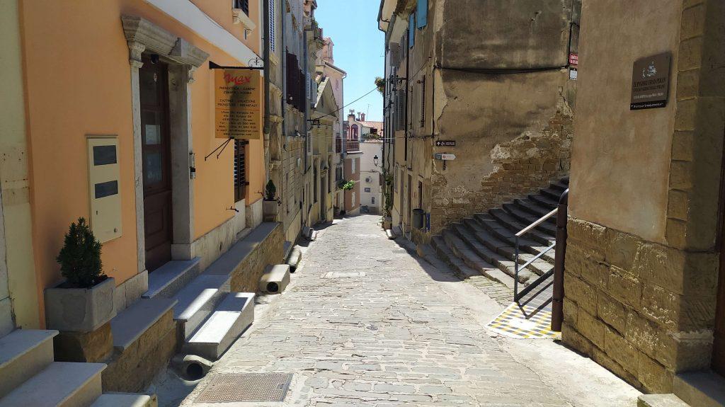 Piran alleys