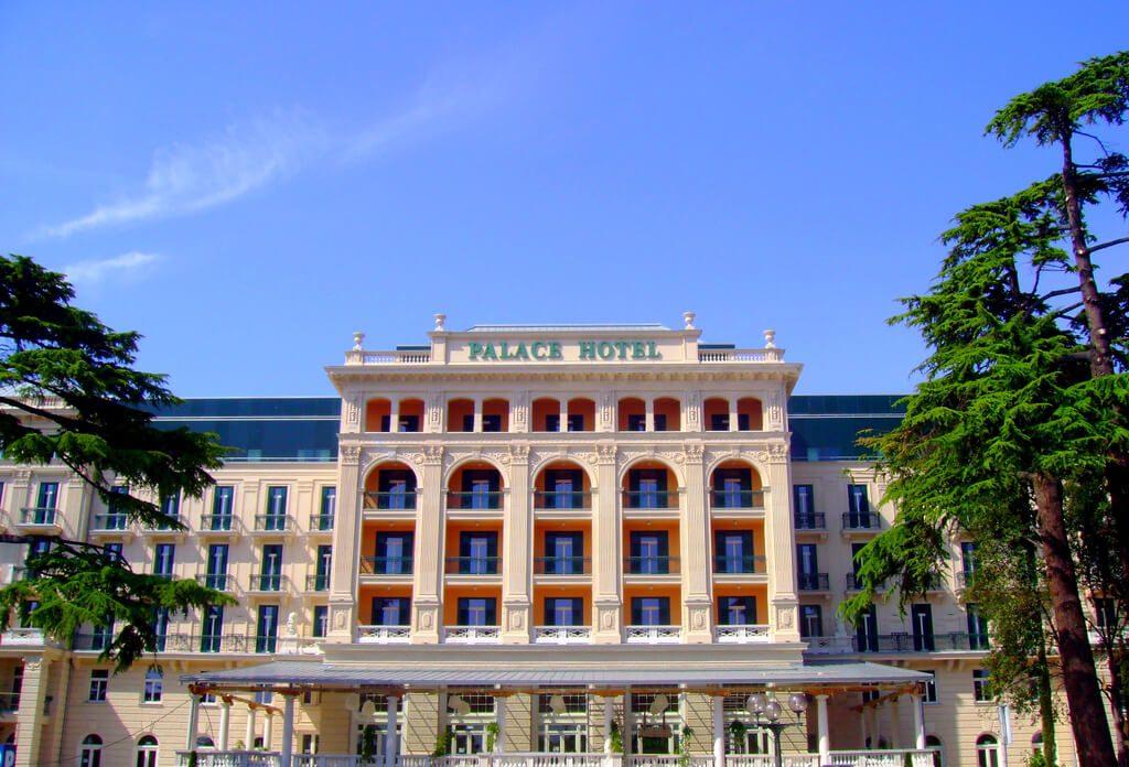 Slovenia hotel Portoroz