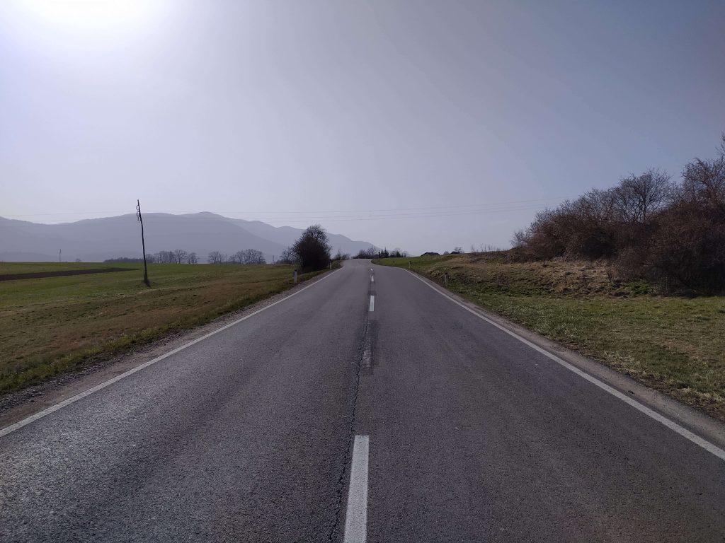 Slovenian roads