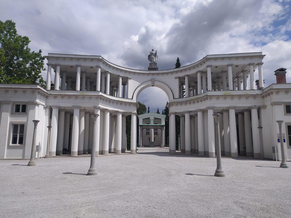 Zale cemetery